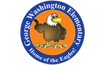 George Washington Elementary  Logo